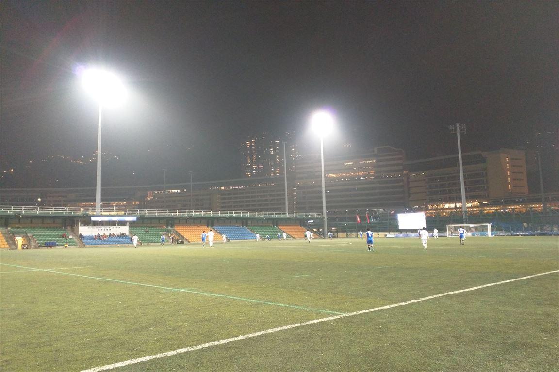2017年3月18日香港FCラッキーマ...