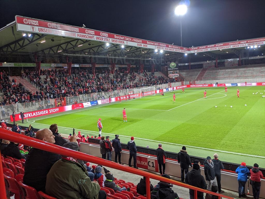 1.FC Union Berlin - Holstein Kiel 13.11.2019 | The ...